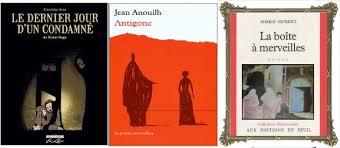 français Maroc: Examen global trois oeuvres 1 bac antigone boite ...