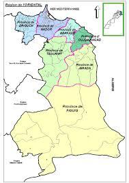 Région de l'Orientel