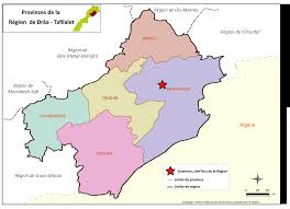 La Région de Drâa-Tafilalet