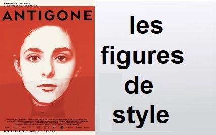 Exercice Les Figures De Style Dans Antigone 1 Bac Regional