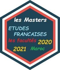master etudes francaises