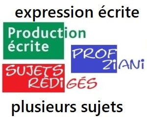 production écrite